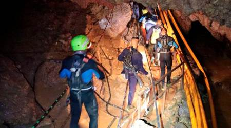 Thailand cave rescue complete: A day-by-day look at the mission