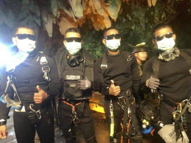 Thailand cave rescue over, all safe
