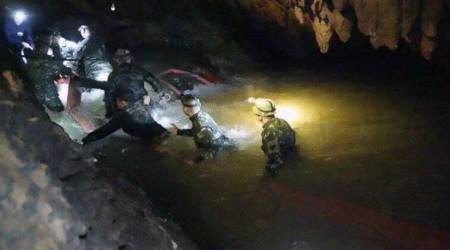World News Wrap   Nine days after they went missing, 12 boys found in Thai cavecomplex