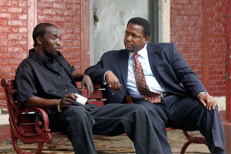 hbo the wire