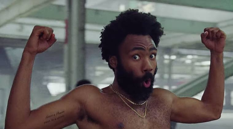 This Is America featuring donald glover