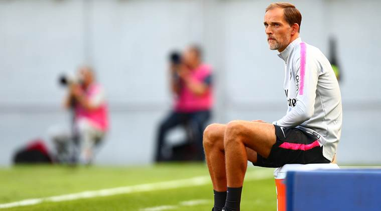 Paris St Germain, Paris St Germain news, Paris St Germain manager, Paris St Germain Thomas Tuchel, sports news, football, Indian Express