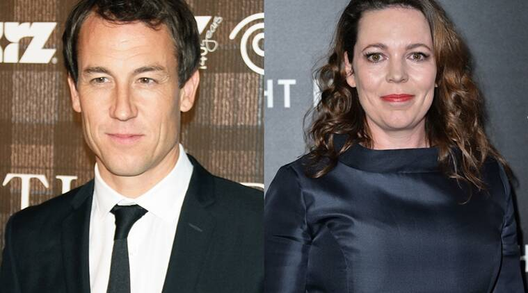 Tobias Menzies and Olivia Colman to star in The Crown