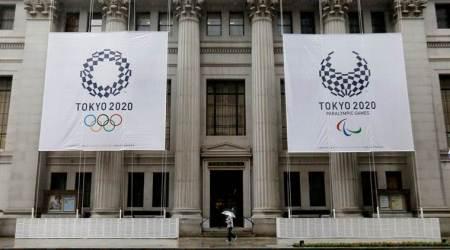Tokyo 2020 Olympics, Tokyo 2020 Olympics news, Tokyo 2020 Olympics updates, Tokyo 2020 Olympics ticket, sports news, Indian Express