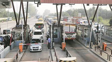 Transport minister Nitin Gadkari rules out stopping highway toll collection
