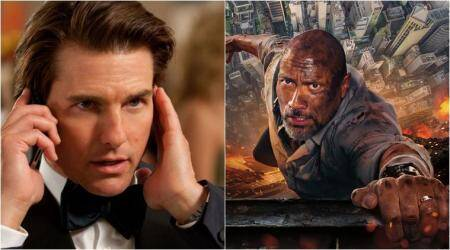 Tom Cruise and Dwayne Johnson open to working together in an action movie