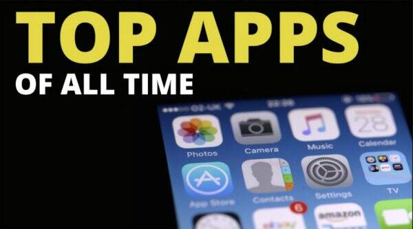 Apple, Apple App Store, App Store, App Store top apps, App Store most downloaded apps, App Store tenth anniversary, Apple Store 10 years