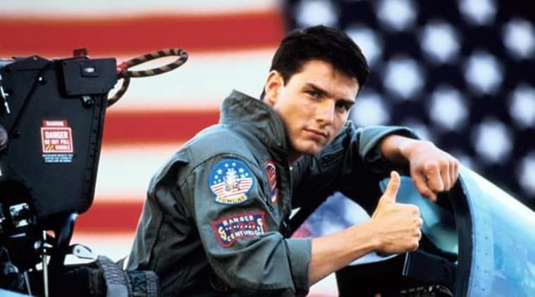 Tom Cruise as Maverick photos