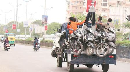 HC to police: Traffic drive commendable, must maintaintempo