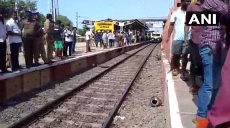 Chennai: Four passengers hanging out of suburban train killed, 10 injured