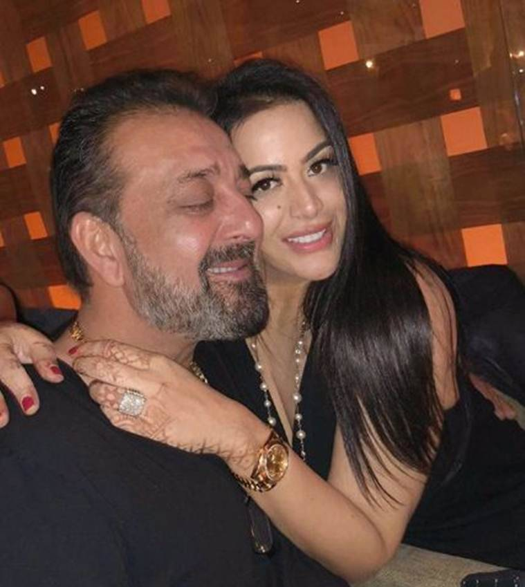 sanjay dutt daughter trishala dutt