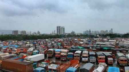 Truckers' strike HIGHLIGHTS: Nearly 4.5 lakh trucks off the roads in Tamil Nadu, movement of commercial vehicles affected in MP