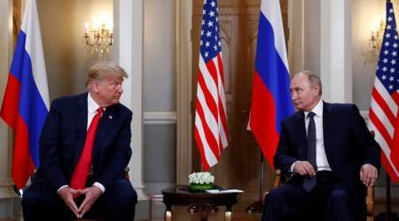 We will end up having an extraordinary relationship: Donald Trump before meeting Vladmir Putin in Helsinki