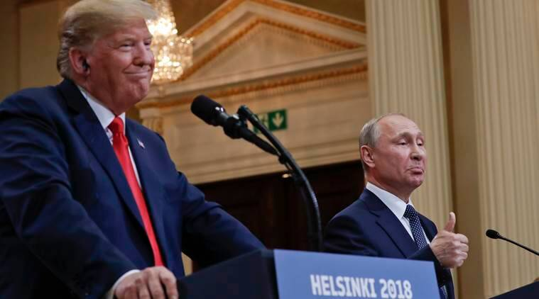Democrats with Intel, military backgrounds tout service after Trump-Putin summit
