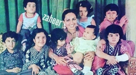 Throwback Thursday: Can you recoginse the Bollywood stars in thisphoto?