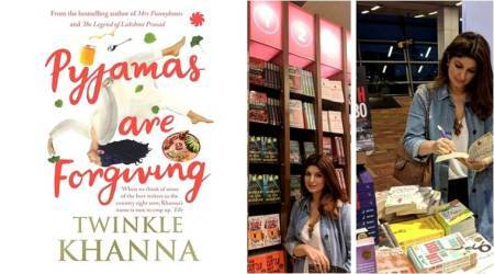 Twinkle Khanna is ready with her third book and it is all about 'pyjama girls'