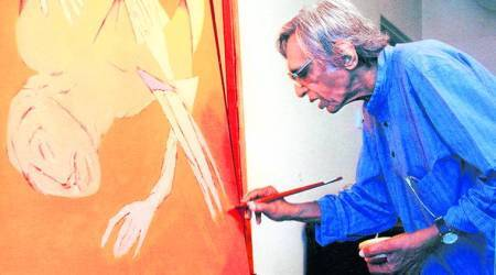 Know your art: Tyeb Mehta's painting just sold for Rs 26.4 crore; here's a ready reckoner on the artist and his art