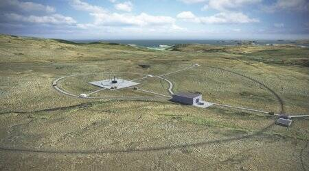UK to construct nation's first vertical launch spaceport in Scotland
