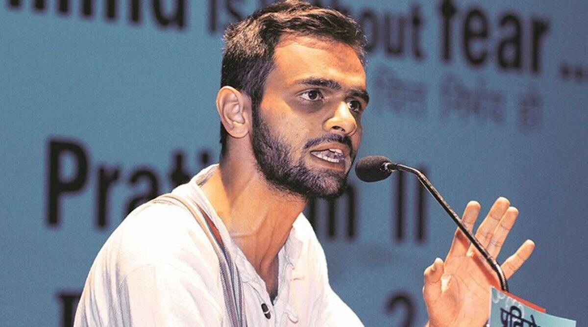 'Democratic voices of dissent are being gradually implicated': Activists on Umar Khalid's arrest under UAPA - The Indian Express
