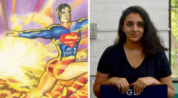Superman, Shreya Arora,