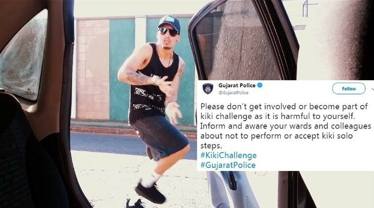 World is going insane for 'Kiki challenge' even as police issue warnings