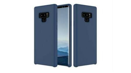 Samsung Galaxy Note 9 leaked case renders show dual front facing cameras, unchangeddesign