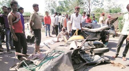 UP: Nine killed in tempo-truck collision in Chitrakoot district