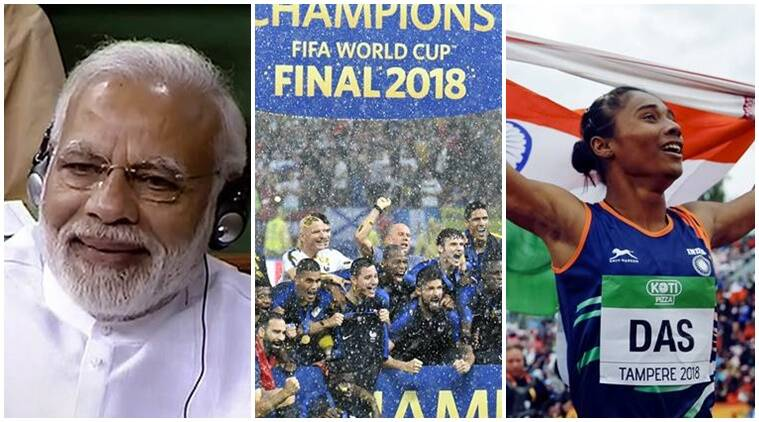 UPSC Civil Services exam 2018, UPSC Mains, PM Narendra Modi, Narendra Modi, No-Confidence Motion, FIFA World Cup 2018