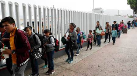 Trump administration blocks asylum claims by those crossing US southern border illegally