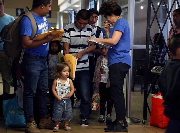 US administration says 1,820 children reunited after border split