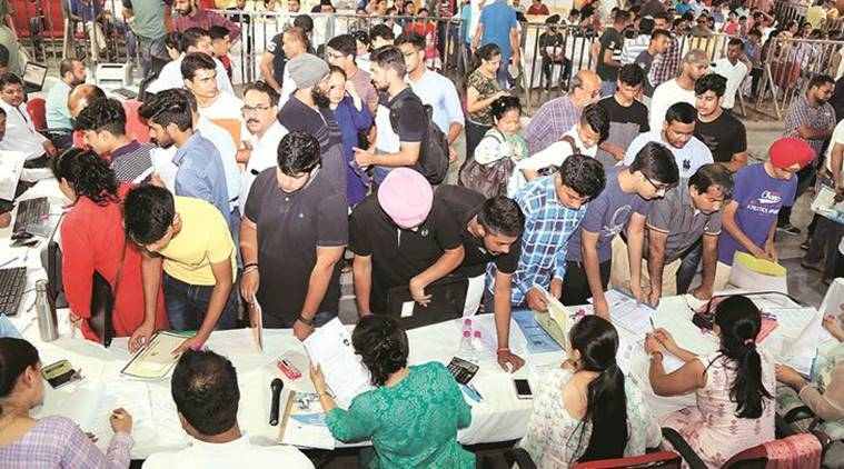 Counselling starts for admission to UT pool in Chandigarh