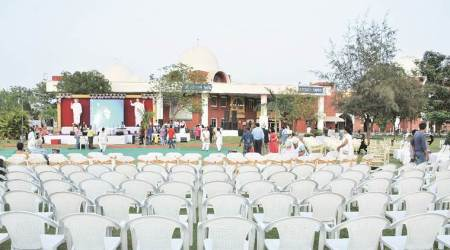Vadodara's old airport terminal let out for film shoot,wedding