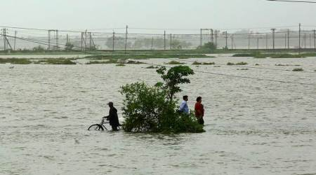 Mumbai rains, weather forecast Highlights: Relief from rain, city battles waterlogging