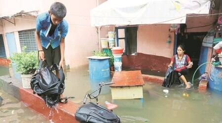 Five days on, Vasai, Nallasopara remain flooded