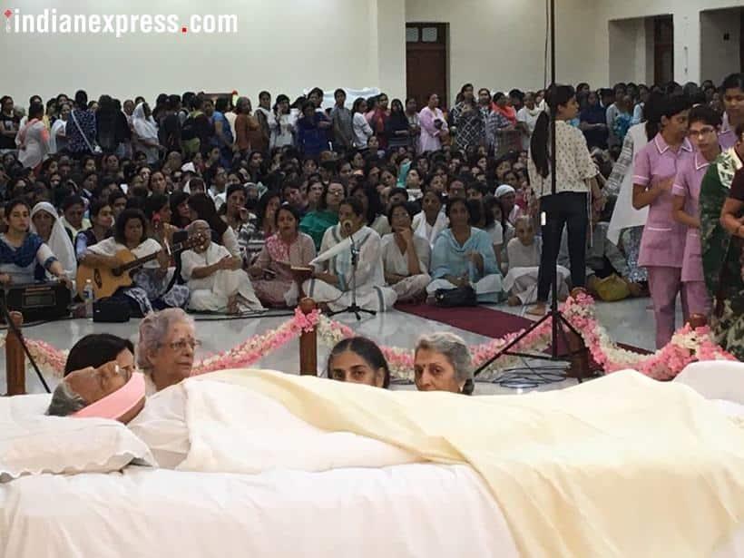Spiritual leader Dada Vaswani passes away at 99