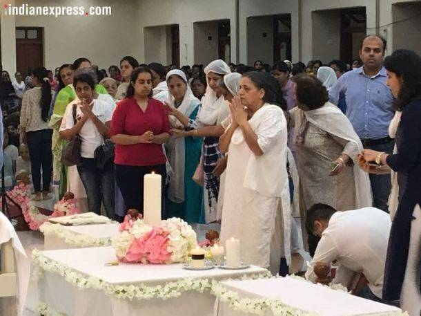 Spiritual leader Dada Vaswani passes away at 99