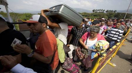 US pledges $6 million in new aid for Venezuelan migrants