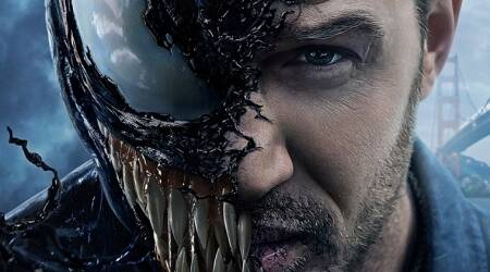 Tom Hardy on Venom facing Marvel's Spider-Man: Go toe-to-toe with Tom Holland? Sure