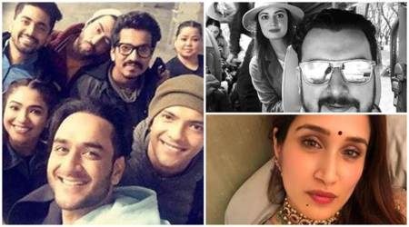 Have you seen the latest photos of Vikas Gupta, Dia Mirza and Sagarika Ghatge?