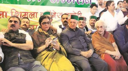 Don't mistake me for Advani, I'm still in the game, defiant Virbhadra tells Congress
