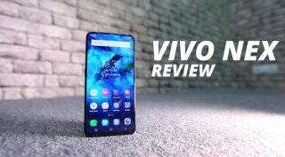 Vivo Nex Review: Flagship phone with full screen display at Rs 44,990