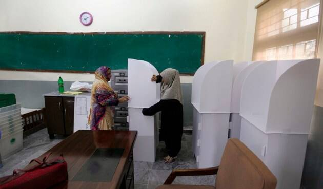 Voting begins across Pakistan amid tight security