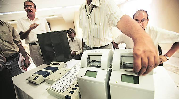 Indian Statistical Institute Submits Report On Vvpat Sample Size To Ec