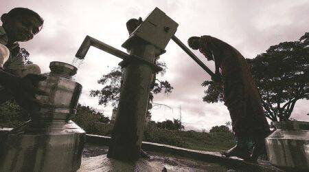 At the end of summer, groundwater level in state remains stable