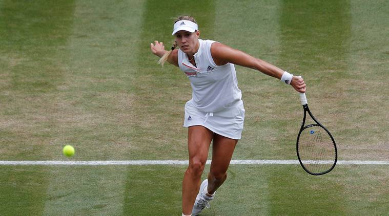 Wimbledon: Serena, Kerber clash in final