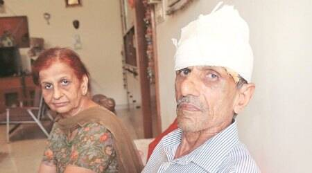 Panchkula: Police yet to arrest man who attacked retired  Air Force officer