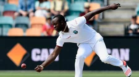 West Indies rest Kemar Roach, bring in Alzarri Joseph for second Test againstBangladesh
