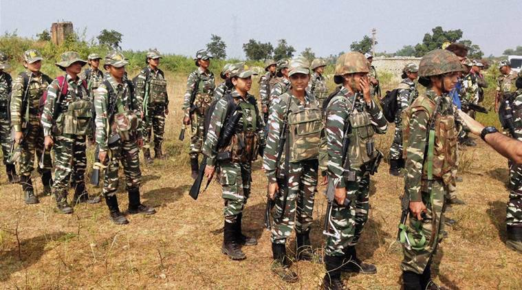 For the first time, CRPF gets sanction to install sanitary pad dispensers for women in combat