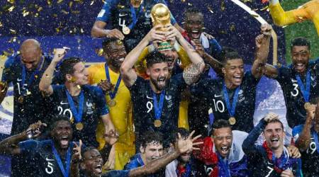 Top FIFA World Cup 2018 posts on Facebook, Instagram