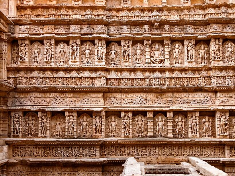Rani ki Vav stepwell, new rs 100 note